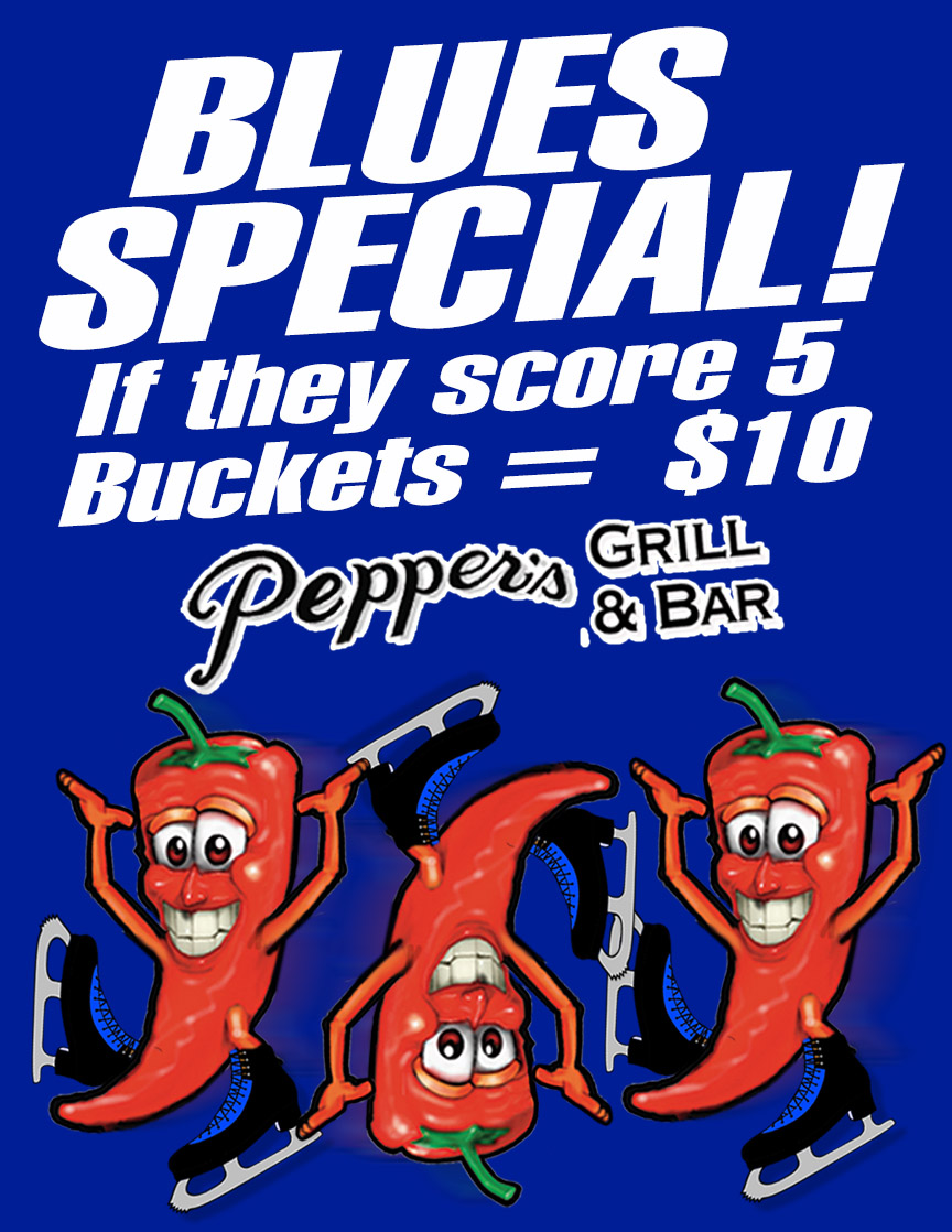 Peppers Bar St. Louis